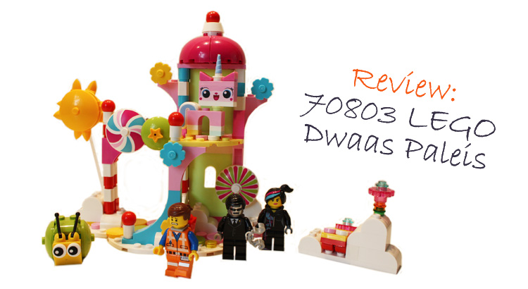 Review: 70803 LEGO Dwaas paleis