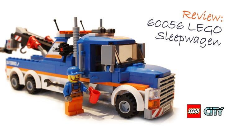 LEGO 60056 Sleepwagen