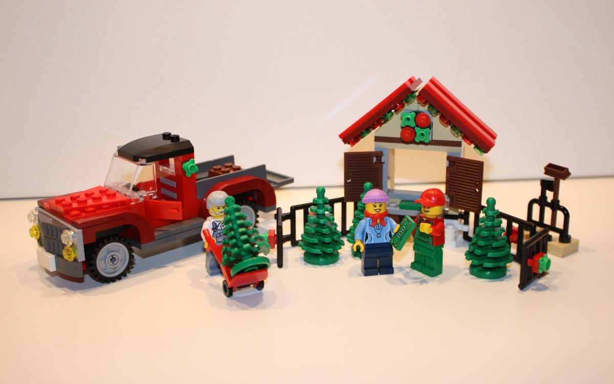 LEGO Creator 2013 limited edition 40082 en 40083