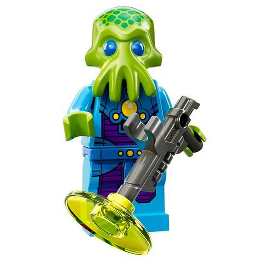 LEGO Collectable Minifigures Serie 13 Alien Trooper