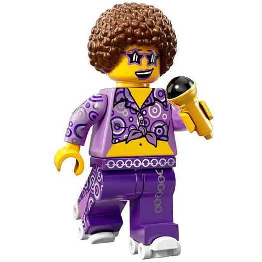 LEGO Collectable Minifigures Serie 13 Disco Diva