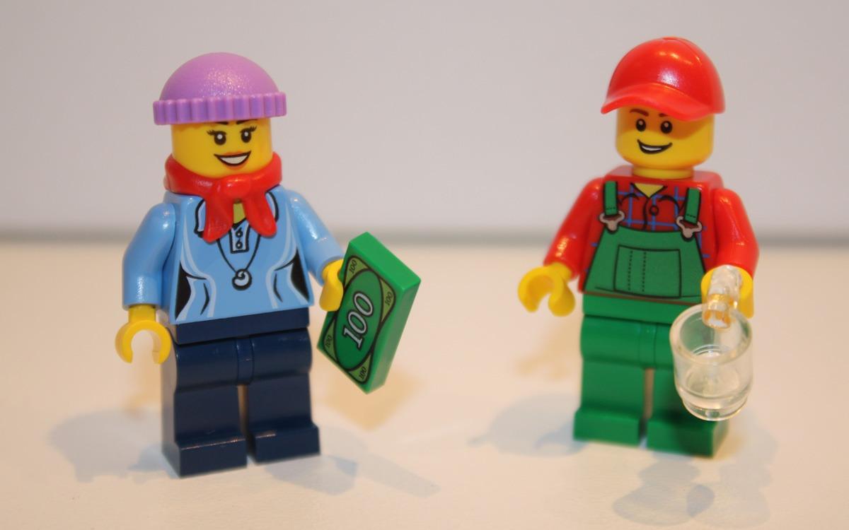 LEGO Creator 2013 limited edition 40082 minifiguren