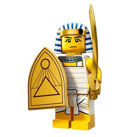 LEGO Collectable Minifigures Serie 13 Egyptian Warrior