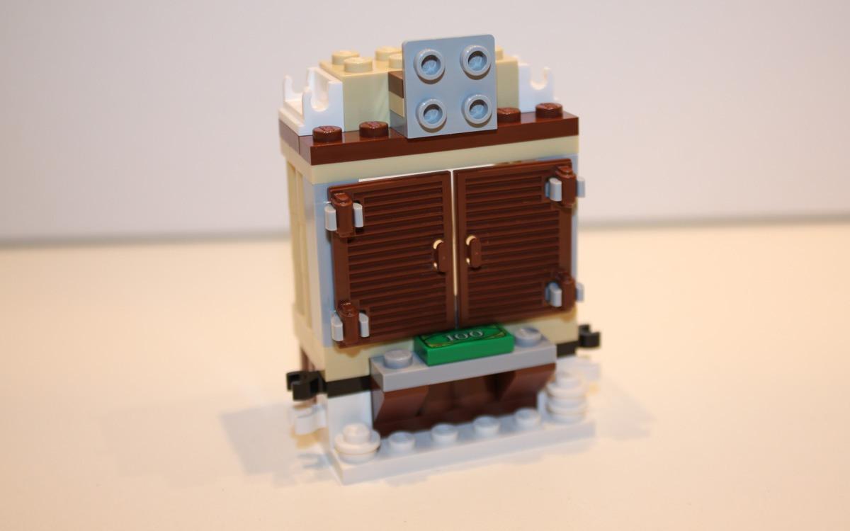 LEGO Creator 2013 limited edition 40082 western saloon?