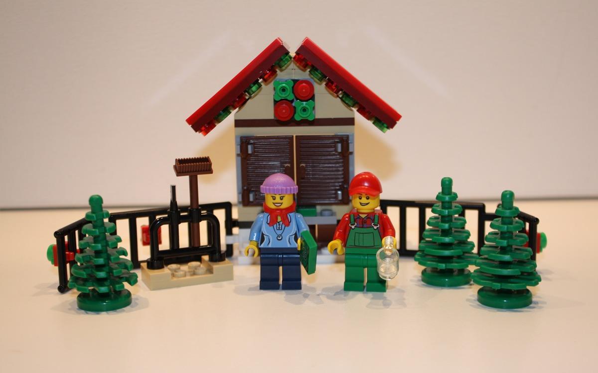 LEGO Creator 2013 limited edition 40082 klaar