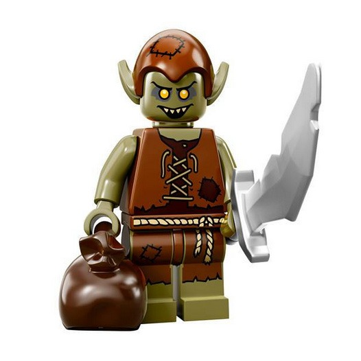 LEGO Collectable Minifigures Serie 13 Goblin