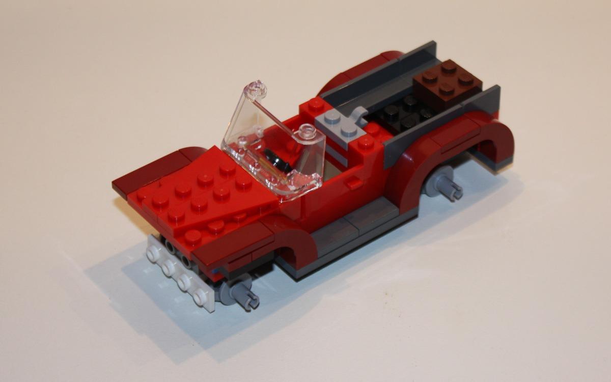 LEGO Creator 2013 limited edition 40083 body