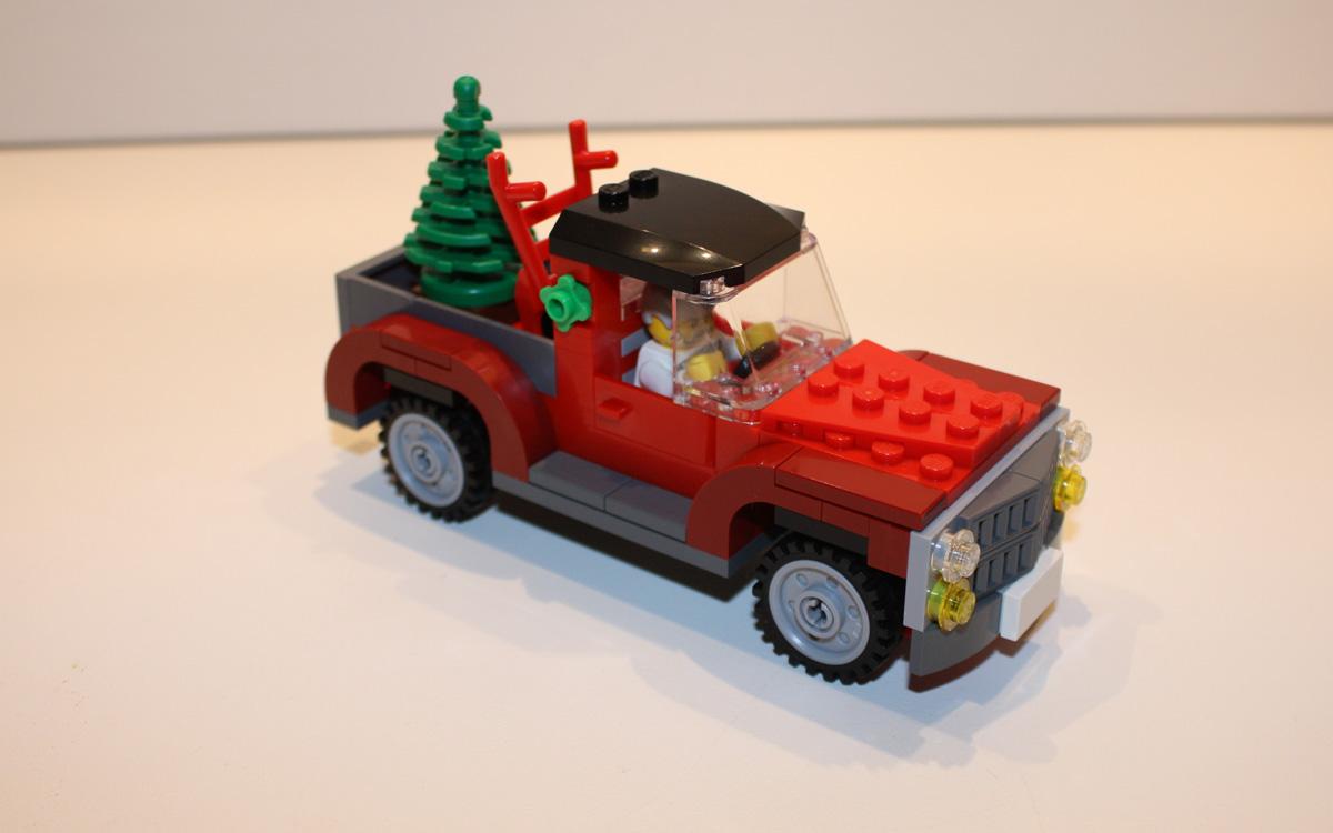 LEGO Creator 2013 limited edition 40083