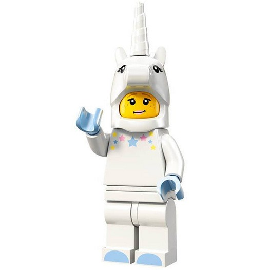 LEGO Collectable Minifigures Serie 13 Unicorn Girl