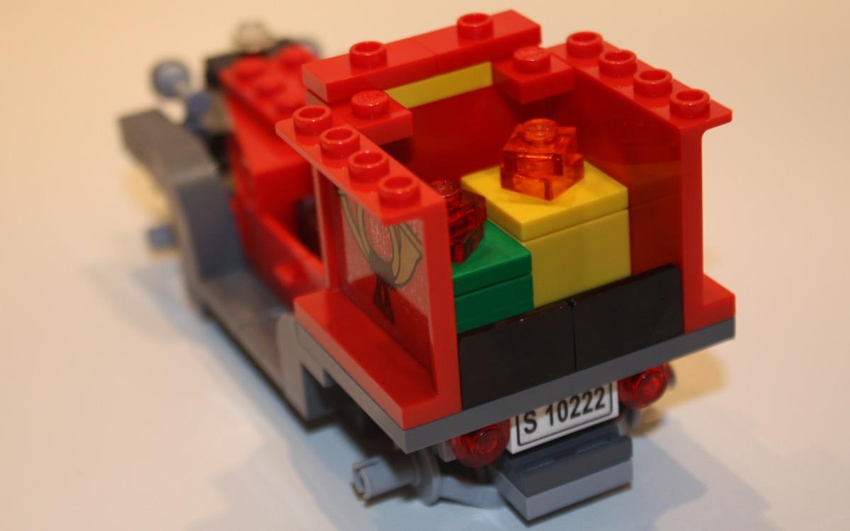 LEGO 10222 Winter Postkantoor lading