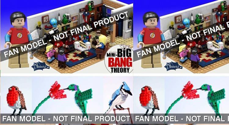 LEGO Ideas 2014 winnaar