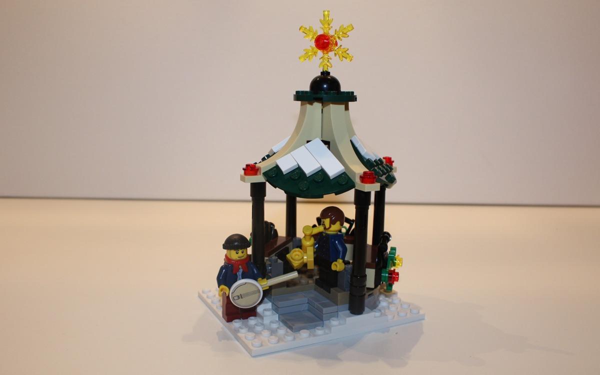 LEGO 10222 Winter Postkantoor tuinhuisje