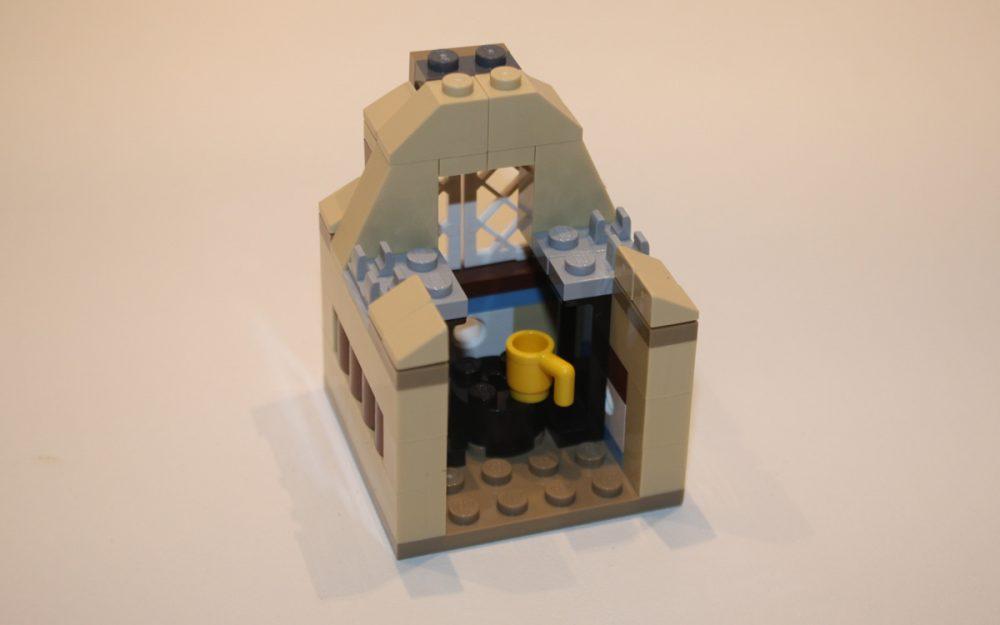 LEGO 10222 Winter Postkantoor torentje