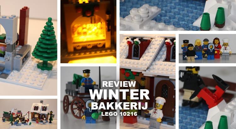 LEGO 10216 Winter Bakkerij Review