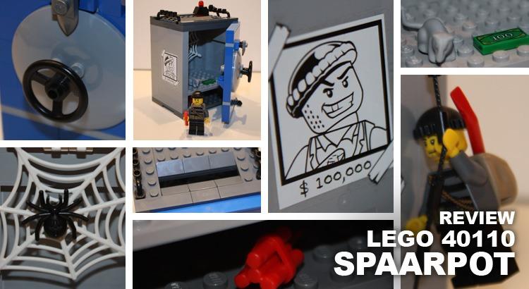 LEGO 40110 Spaarpot