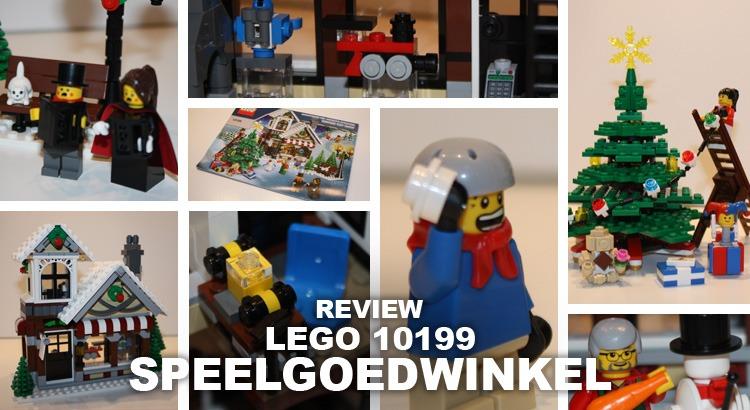 LEGO 10199 Speelgoedwinkel