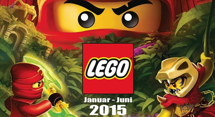 LEGO Catalogus 2015