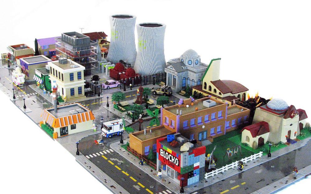 Eerste afbeelding van lego simpsons kwik e mart 71016 - Simpsons info ...