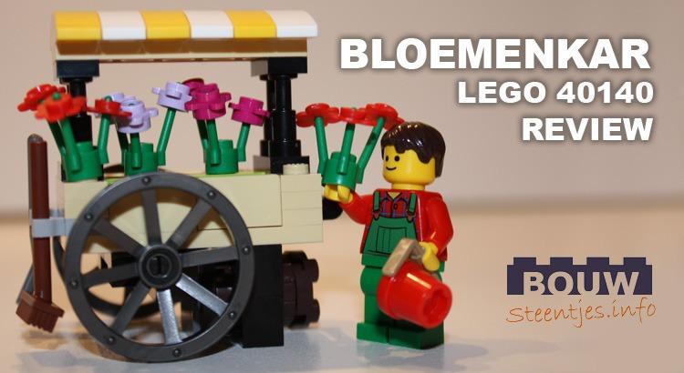 LEGO Creator 40140 Bloemenkar