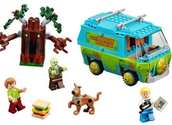 LEGO 75902 The Mystery Machine