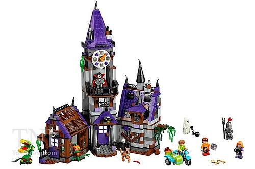 LEGO 75904 Scooby-Doo Mystery Mansion
