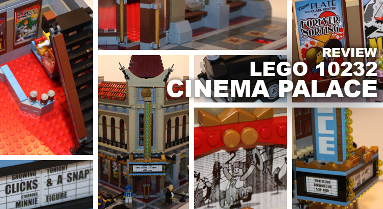 LEGO 10232 Cinema Palace