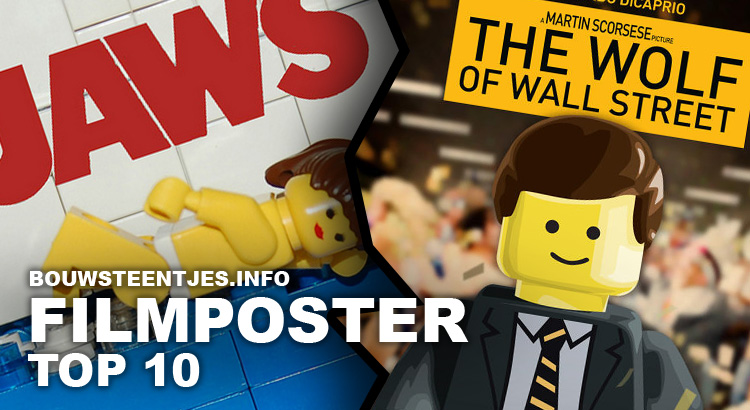 LEGO Filmposter TOP 10