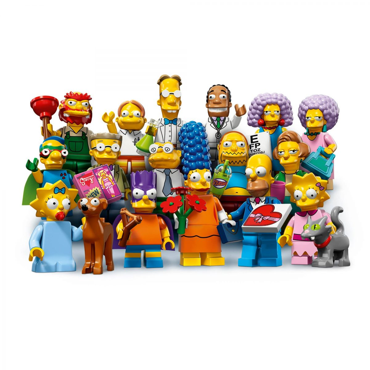 LEGO 71009 Minifiguren The Simpsons Serie 2