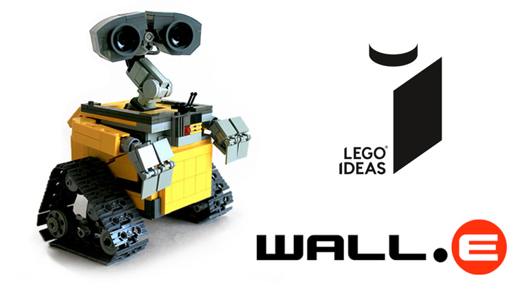 LEGO Ideas WALL•E (21303)