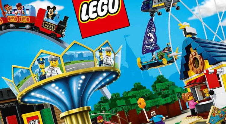 Nieuwe LEGO Catalogus 2e helft van 2015