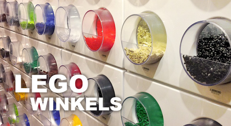 LEGO Winkels