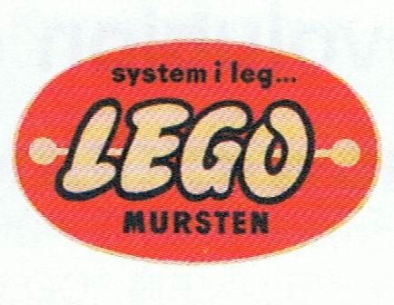 LEGO Logo Mursten 2