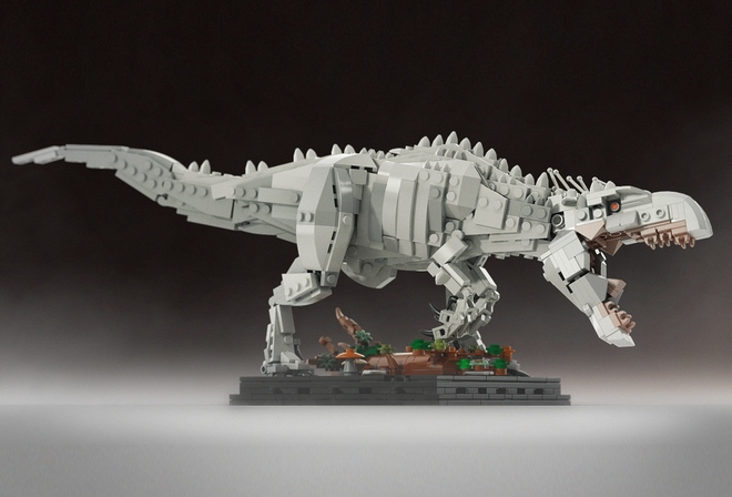LEGO Ideas project Indominus Rex