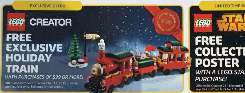 40138 Holiday Train