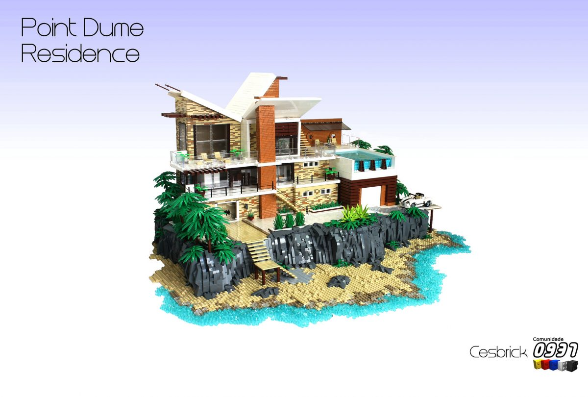 César Soares - Point Dume Residence