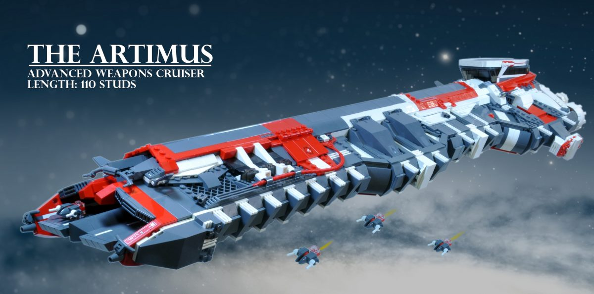 The Artimus: Advanced Weapons Cruiser