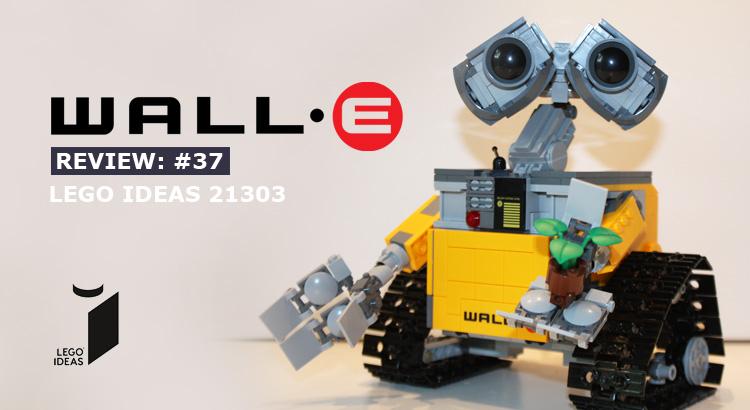 LEGO Ideas Wall-E 21303