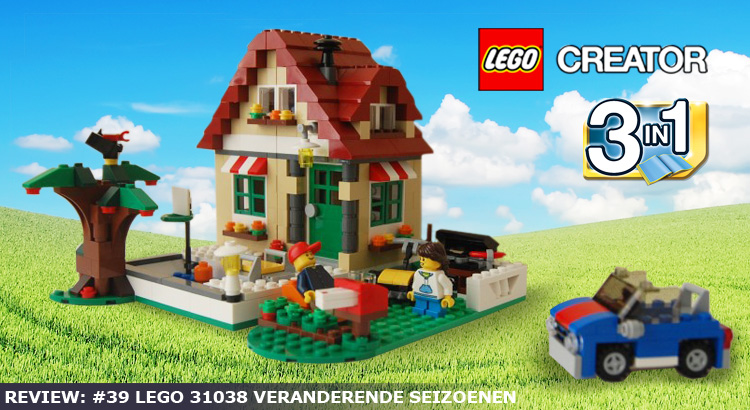 LEGO Creator 31038