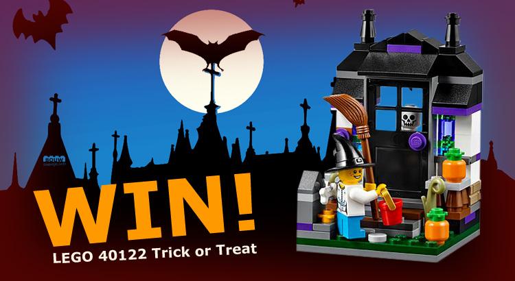 LEGO 40122 Trick or Treat