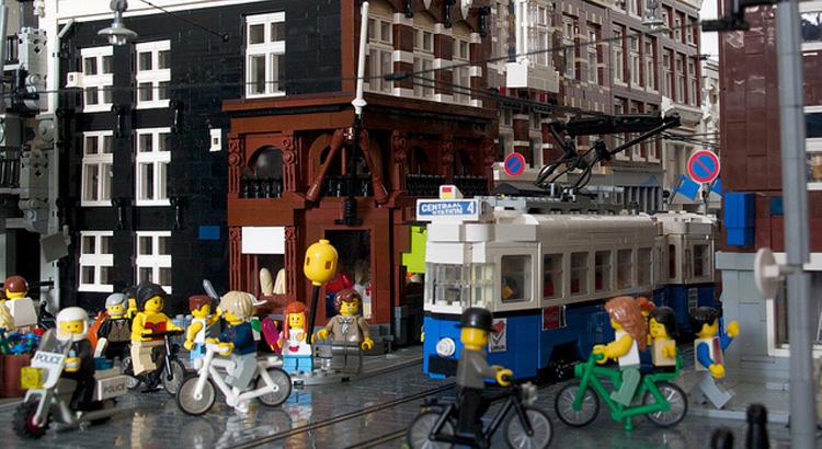 LEGO Amsterdam