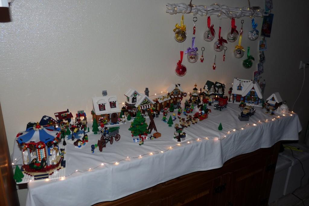 LEGO Kerstdorp van Jesse Metz