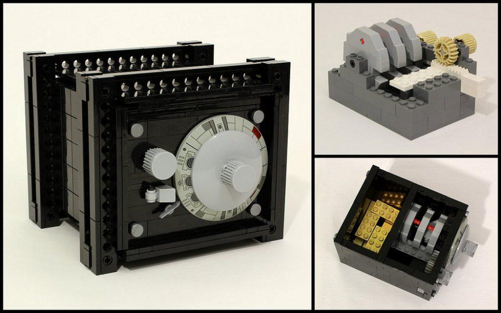LEGO kluis