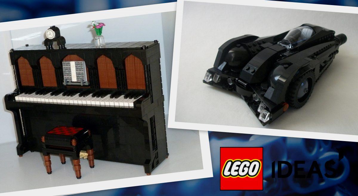 Lego ideas inzendingen week 42 - Ideeen inzendingen ...