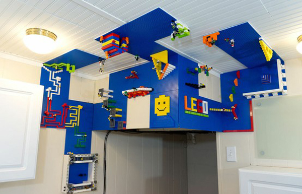 De ultieme lego slaapkamer - Accessoire room ...