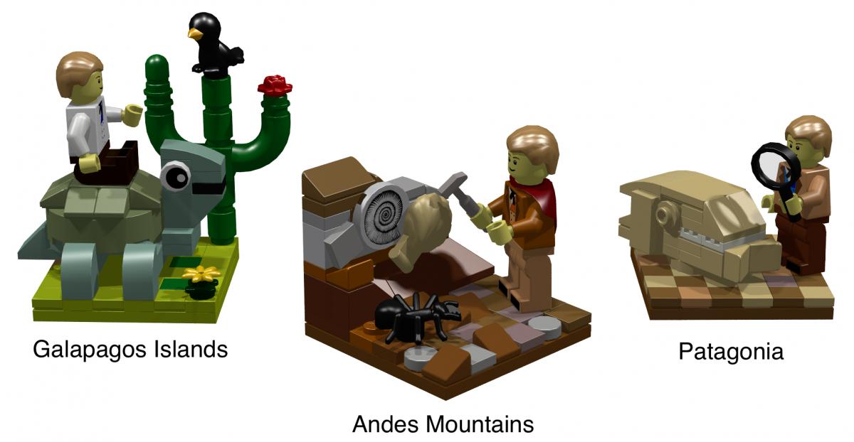 LEGO Ideas HMS Beagle