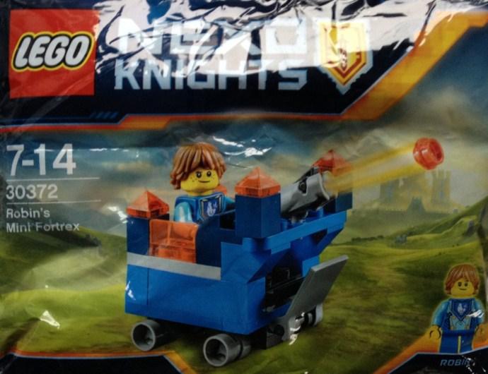 LEGO Nexo Knights Robin's Mini Fortrex
