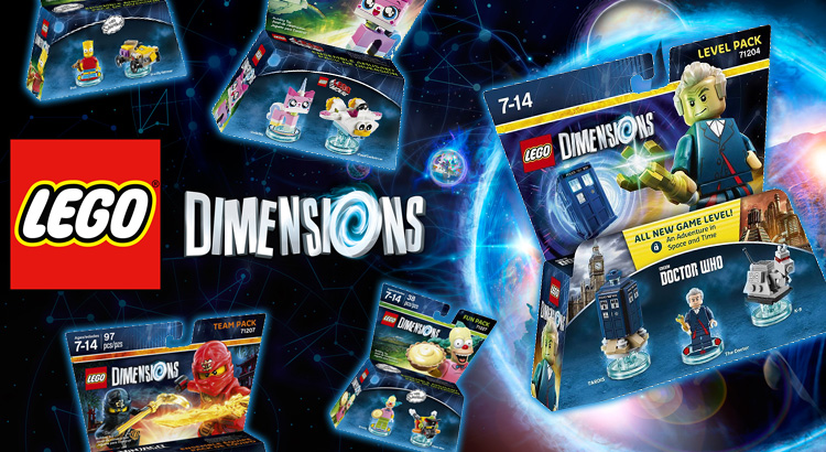 LEGO Dimensions wave 2
