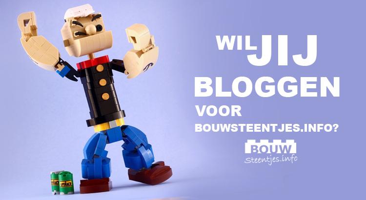 Bloggen voor Bouwsteentjes?