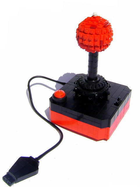 LEGO WICO Command Control Famous Redball Joystick