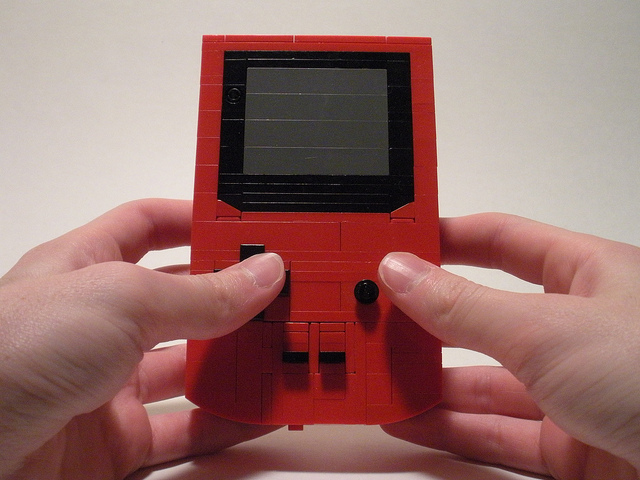 LEGO Game Boy Color